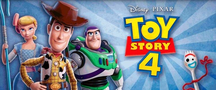 Toy Story 4 se estrena en el Cine Mercedes