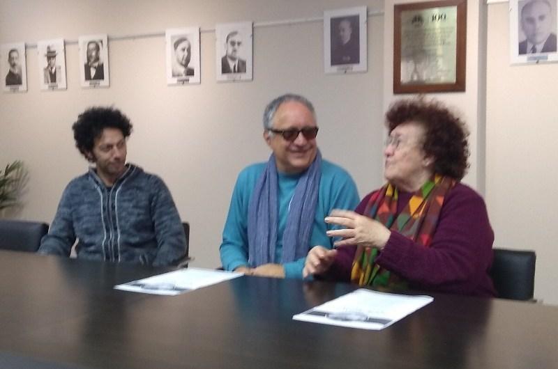 Jorge Mehaudy y Kanto Sefardi en Abogados