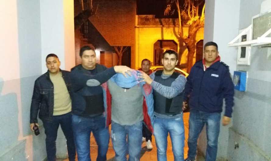 Tras ardua investigación detienen acusado de asesinato en Moreno