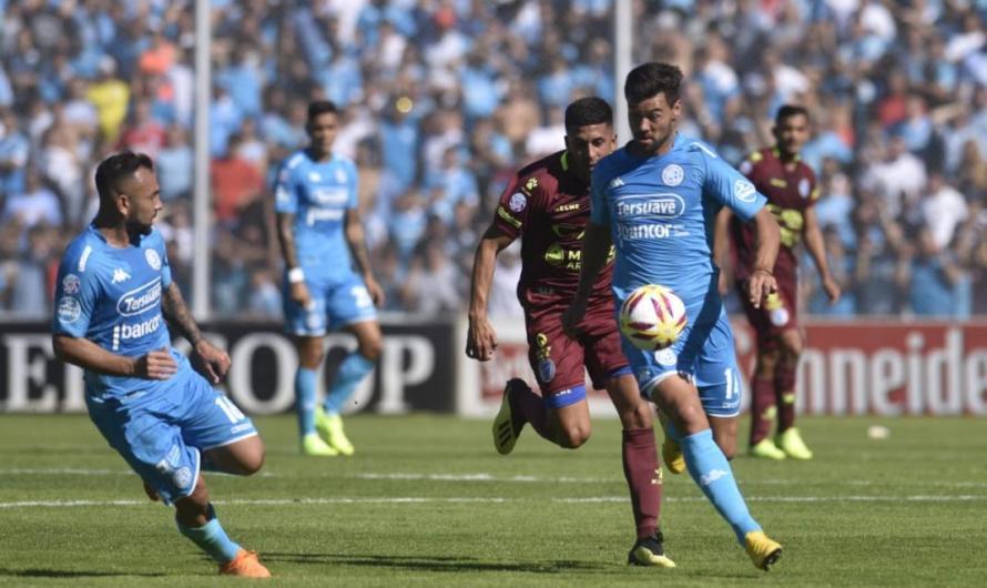 Federico Lértora a un paso de ser jugador de Atlético de Tucumán