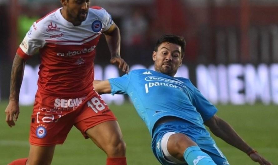 """Federico Lértora: """"Berti me planteó que quería que me quede"""""""