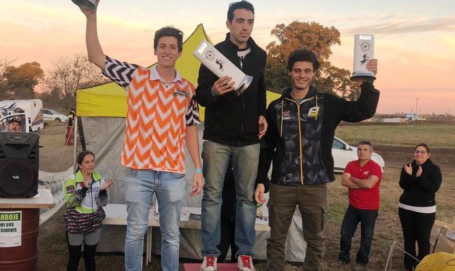 Copa MX del Oeste: los hermanos Scasso con buenos resultados en Lincoln