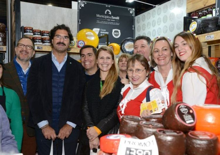Veintitrés municipios bonaerenses con dos premios en feria gastronómica