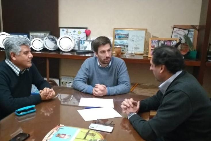 UDocBA firmó convenio por el Programa Mi Terreno