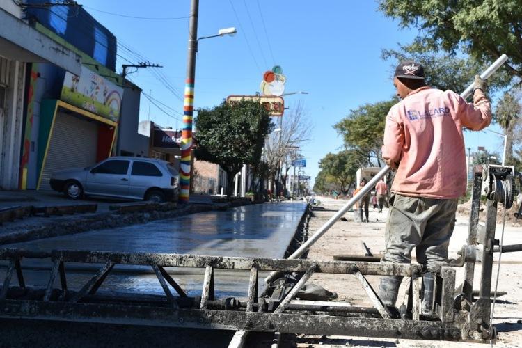 Finaliza otra etapa de obras en la Avenida 2
