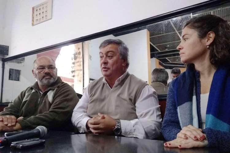 Selva, Bozzini y Palacios ratifican su candidatura en Frente de Todos