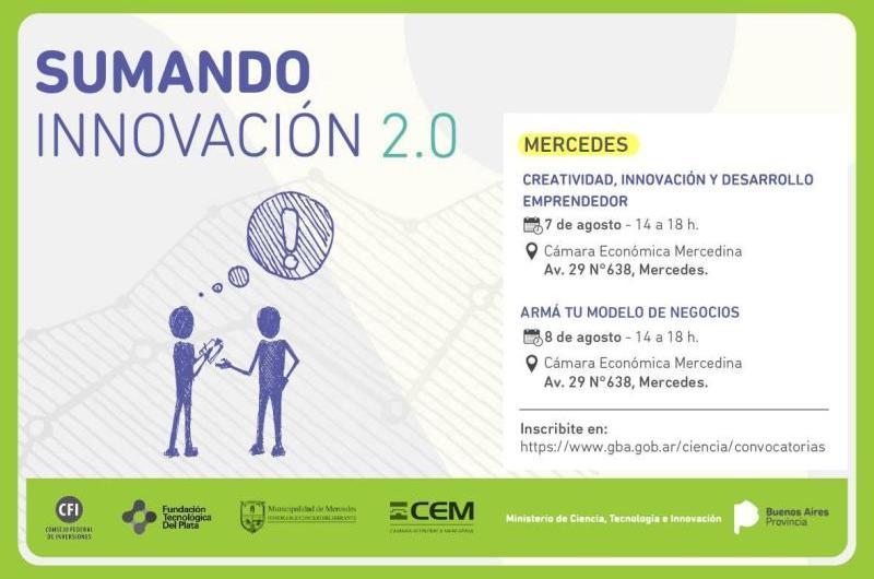 Dos días de capacitación para el desarrollo e innovación de emprendimiento