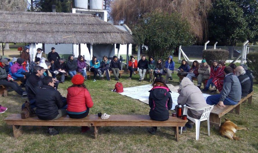 La Asamblea por la Agroecología en el Encuentro de Calidad del Agua