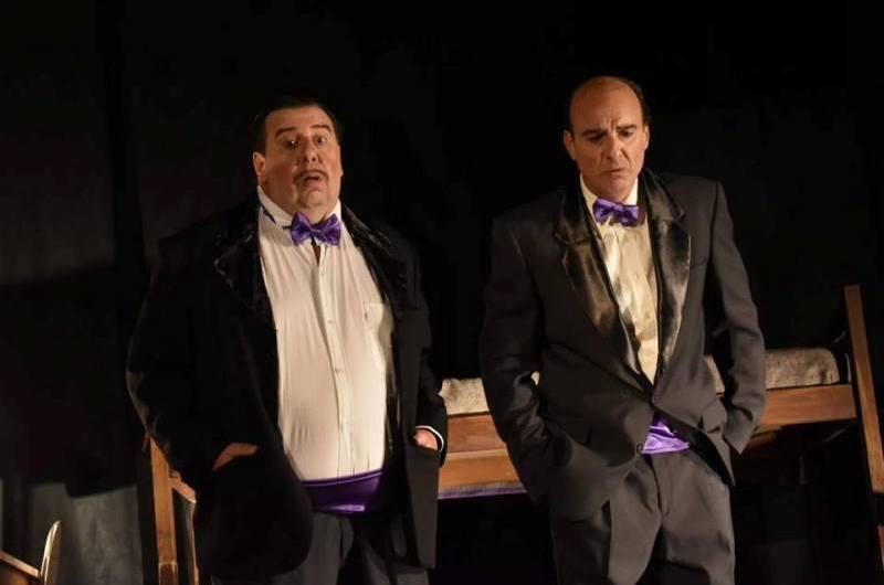 Robledo y Bonzini vuelven a subir al escenario