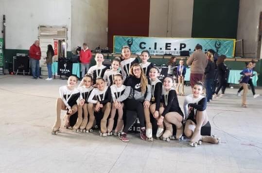 Club Mercedes participó de la segunda fecha de CIEPA
