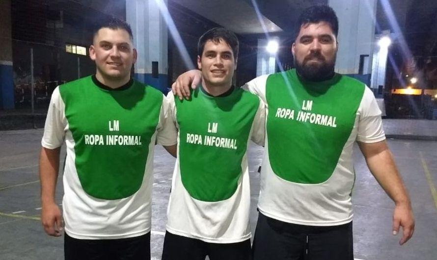 La Escuela de Futsal ganó en Primera y en Reserva en Capital Federal