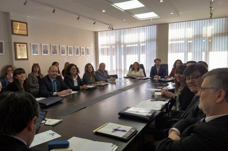Abogados: Comisiones de los órganos de la colegiación reunidas en dos días de trabajo
