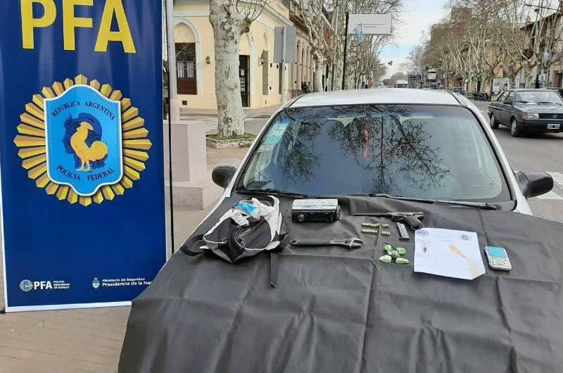 Detenciones de la Policía Federal