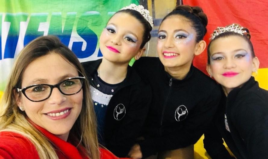 Lola Albanese y Sofía Castelucci, campeonas en el Nacional de Patín