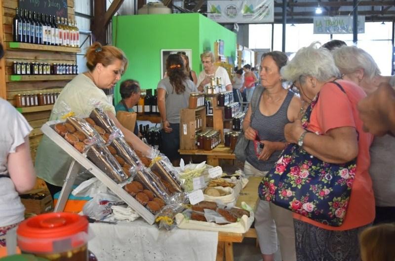 El sábado el mercado sustentable festejará su primer aniversario
