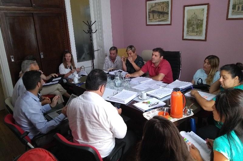 Comenzaron las reuniones entre concejales y ejecutivo por presupuesto 2020