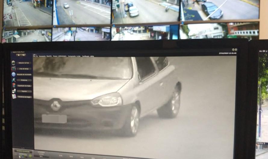 Centro de Monitoreo detecta vehículo con pedido de averiguación de paradero y logran esclarecer ilícito