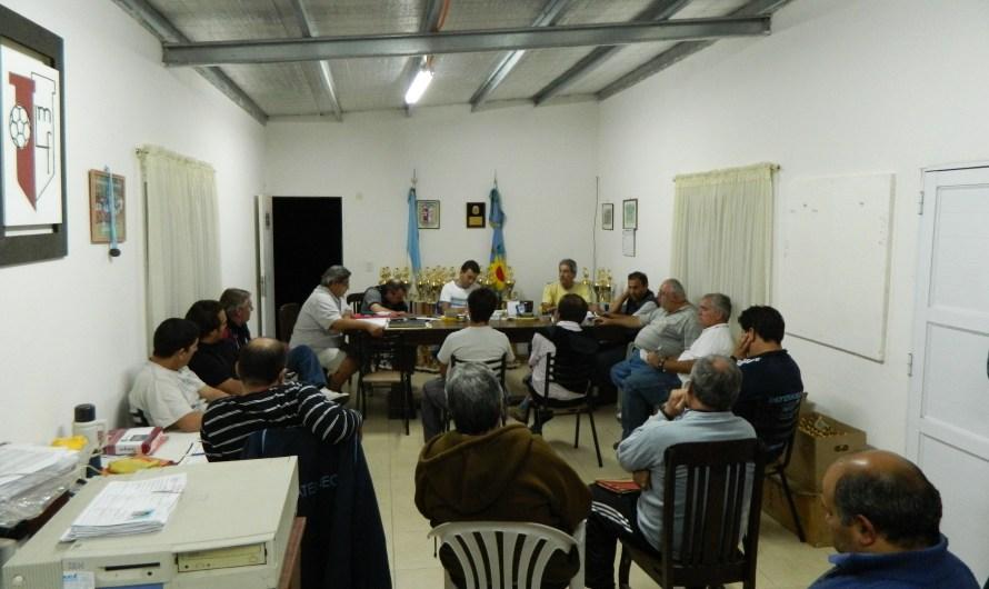 Renovación de autoridades, Futsal y Talleres Payró, los temas que se tratarán en la Asamblea de la Liga Mercedina