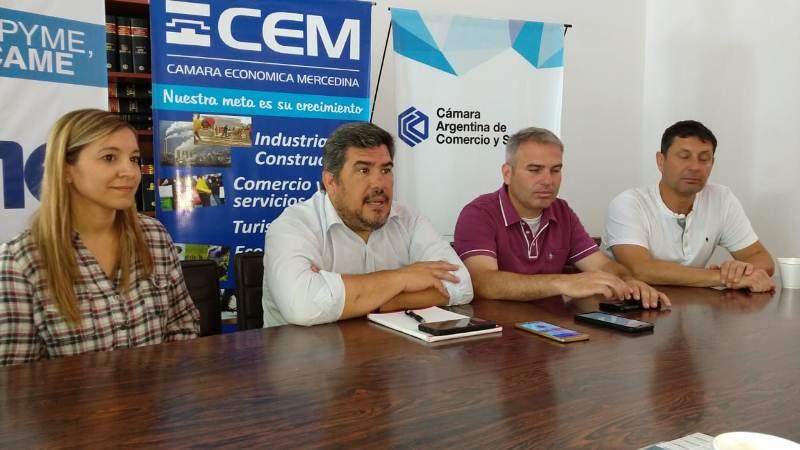 El Comercio Mercedino festeja, sorprende y dará regalos a sus clientes