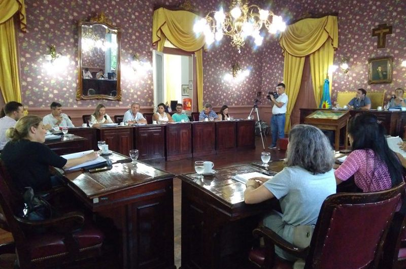 Concejales aprobaron ampliación presupuestaria 2019 y comenzaron a trabajar los números para el 2020