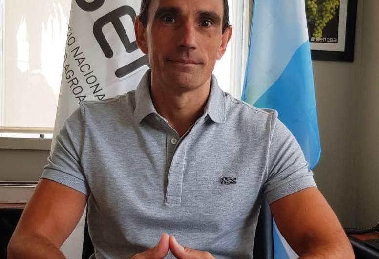 Emilio Iglesias Berrondo, nuevo director del Centro Regional Buenos Aires Norte del SENASA
