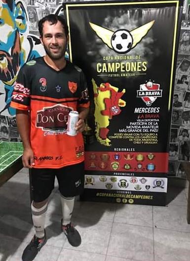 Barrio San Martín y Unidas por el Balón FC definirán el título