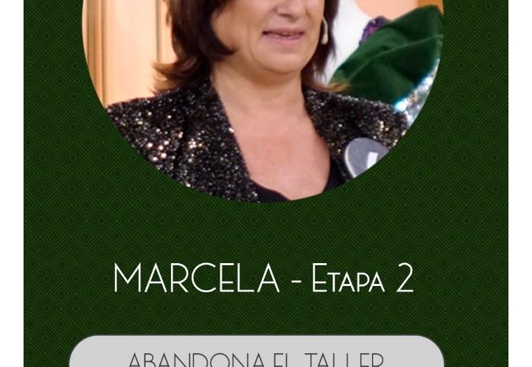 Marcela Daff avanza en reality show y prometió salame quintero para el jurado