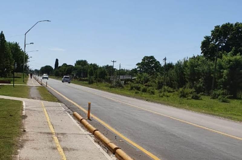 """Obras en calle 10: """"Se ha hecho un trabajo espectacular por parte del gobierno de Vidal"""""""