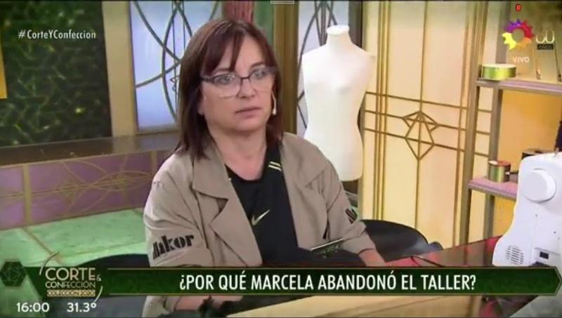 Marcela Daff dejó el reality televisivo