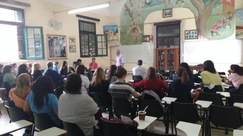 UDocBA inscribe para tramo de formación docente para profesionales