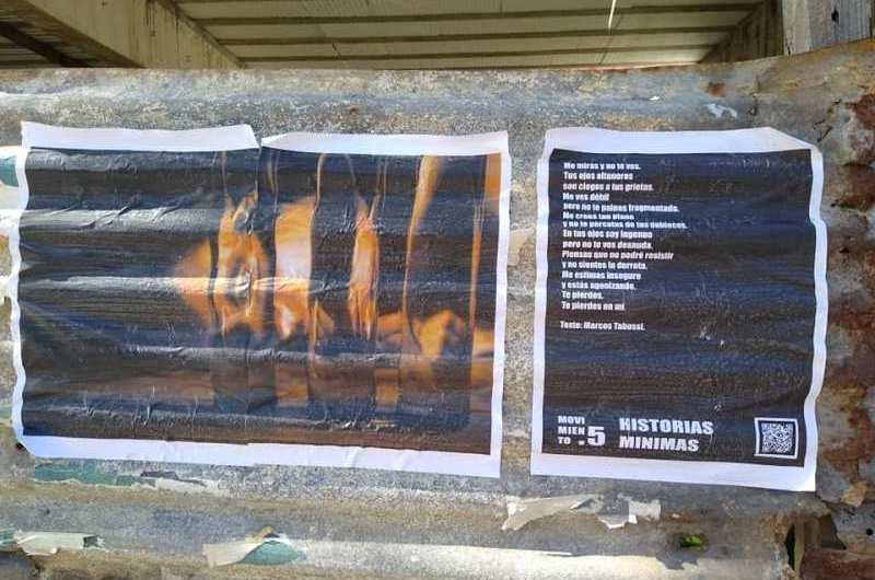 Historias Mínimas en las fotografías del Movimiento Andrés