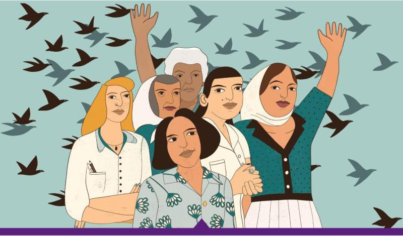 Semana de actividades por el Día de la mujer