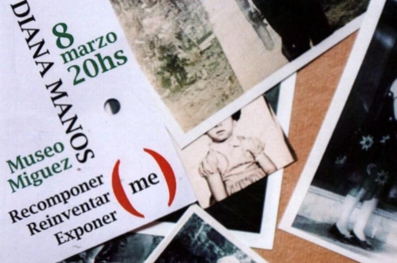 Diana Manos inaugura muestra fotográfica en el Míguez