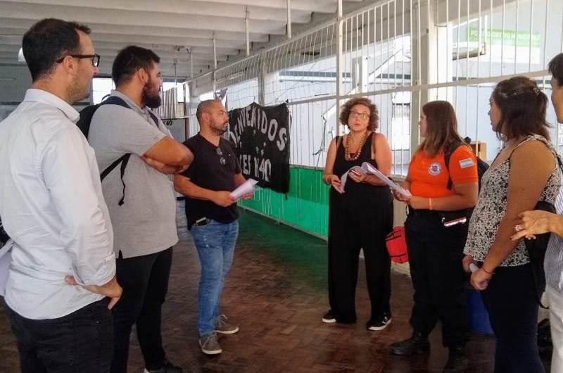 Reunión entre organismos para ultimar detalles de entrega AlimentAR