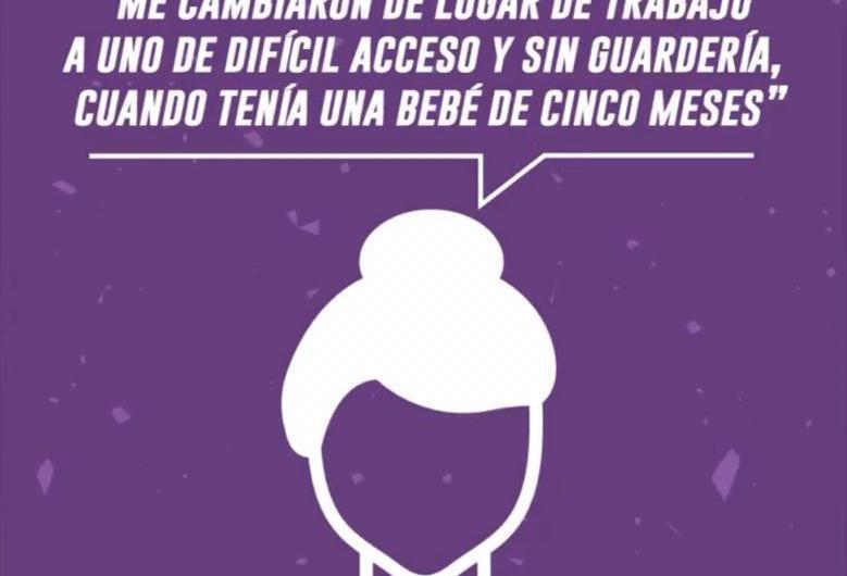 Día de la Mujer: Voces para visibilizar la discriminación en el ámbito laboral