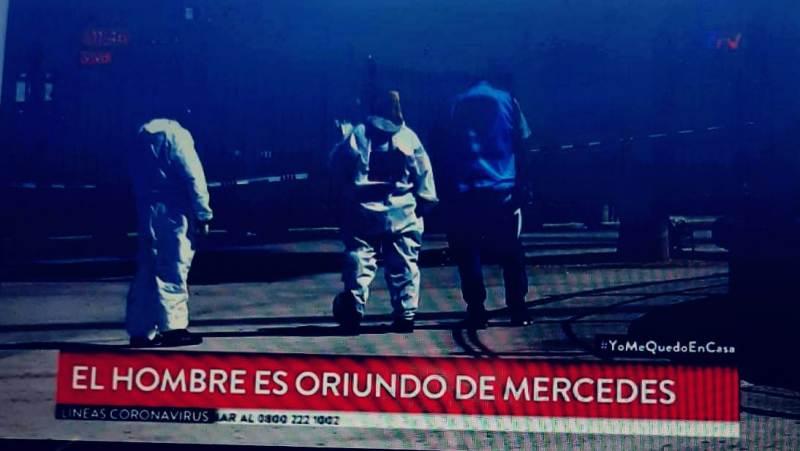 Coronavirus: se encuentra en su casa en cuarentena el joven mercedino detenido en Once