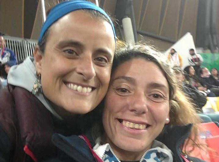 Coronavirus: Romina Fernández no viajará a Brasil a revalidar su marca