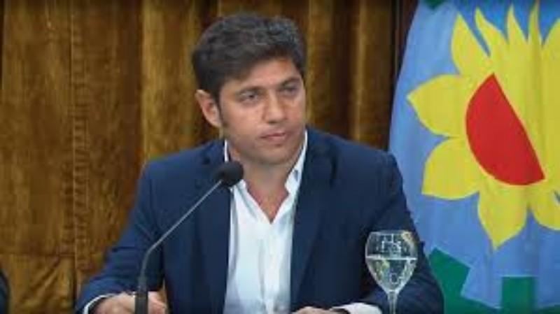 Coronavirus: Kicillof decretó la emergencia sanitaria en la provincia de Buenos Aires