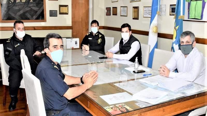 El Comisario Montañez es el nuevo Superintendente de la Región Interior Oeste 1