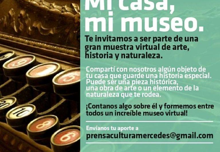 «Mi Casa, Mi Museo», una propuesta abierta a los vecinos