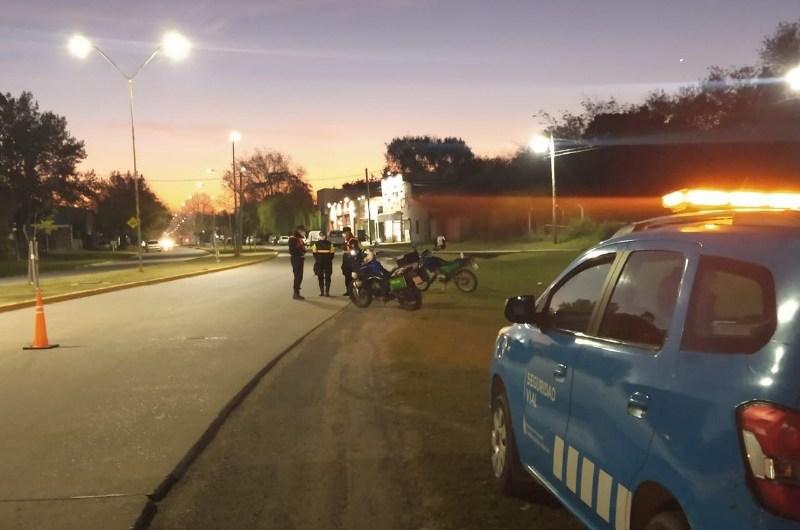 Continúan los operativos de seguridad en la ciudad