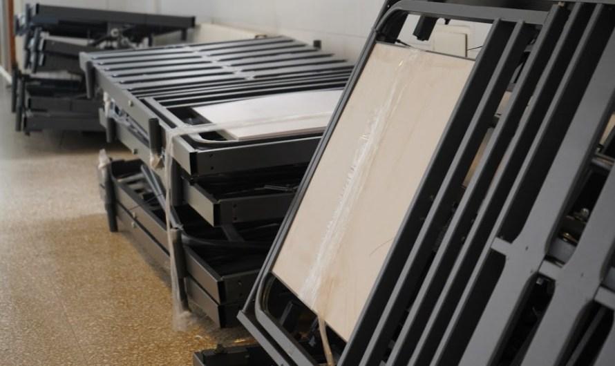 Provincia envió más camas y gran cantidad de insumos al Hospital Dubarry