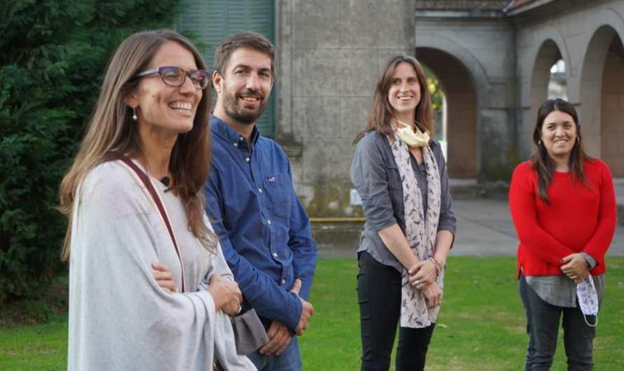 Ustarroz recibió a la Ministra Elizabeth Gómez Alcorta para seguir articulando medidas contra la violencia de género