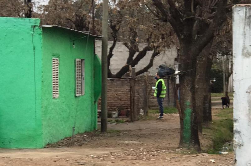 Comités Operativos de Emergencias en distintos barrios de la ciudad