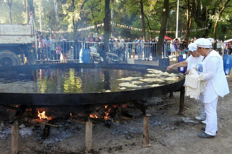 La Fiesta de la Torta Frita incluida entre las manifestaciones del patrimnio cultural inmaterial de Nación