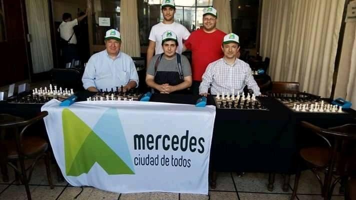 Francisco Viola y Martín Gioscio son parte del torneo de ajedrez Chesscovid
