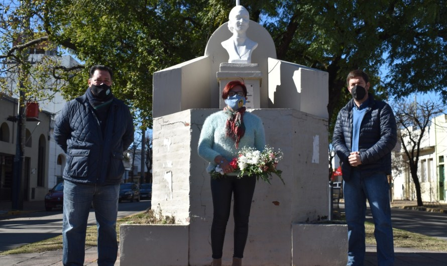 Partido Peronista recuerda a Eva Perón