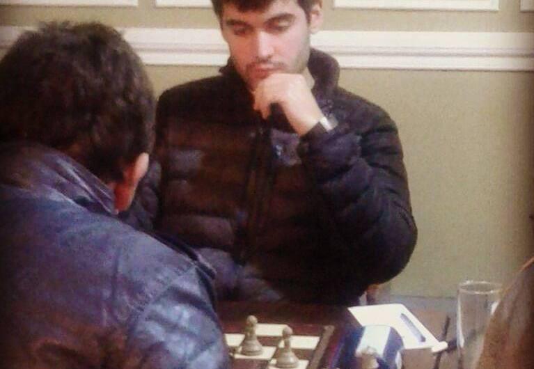 Francisco Viola y Martín Gioscio volvieron a ascender en el torneo Chesscovid