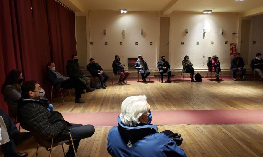 Se reunió el comité de crisis con amplio repaso de la situación en la ciudad
