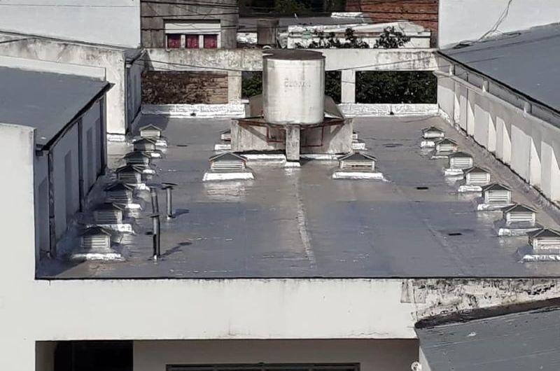 Arreglos edilicios en escuelas de Mercedes